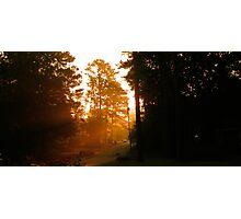Sometimes Sunrise Photographic Print