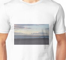 Almost Empty Beach  Unisex T-Shirt