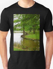 Cypress Knees Unisex T-Shirt