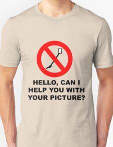 Selfies with a friend - Selfie stick verboten 2 T-Shirt