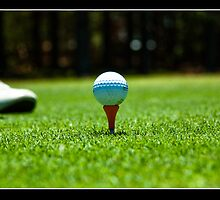 Teeing Off at Royal Pines Queensland by statikillusions
