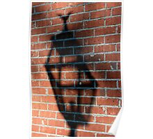 Lamp Shadow Poster