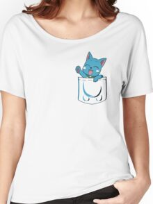 Happy Pocket Women's Relaxed Fit T-Shirt