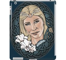 Light iPad Case/Skin