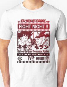 Fight Night 02 Unisex T-Shirt