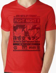 Fight Night 02 Mens V-Neck T-Shirt