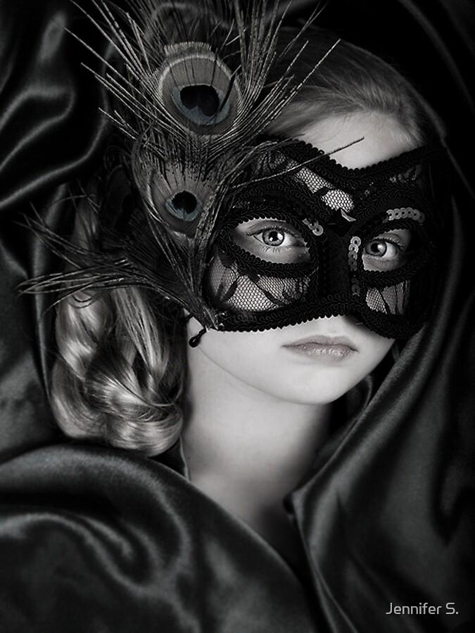 Demi-Masque by Jennifer S.