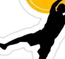 Basketball Players Sticker