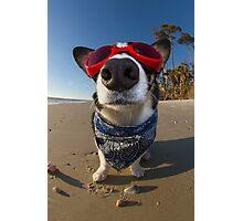 Love Goggles Photographic Print