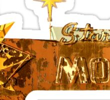 Starlite Motel Sticker