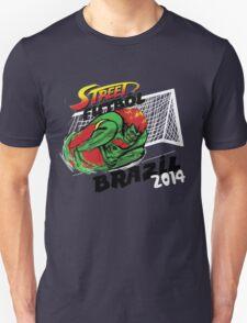Street Futbol Brazil 2014 T-Shirt