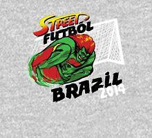 Street Futbol Brazil 2014 Unisex T-Shirt