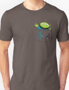 Alien Pocket Unisex T-Shirt