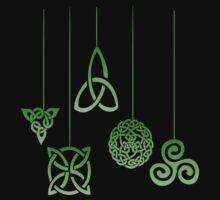 Celtic Hangers by Lotacats