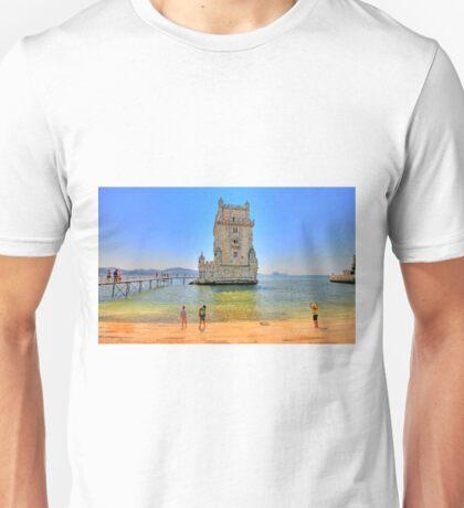 Belém colors Unisex T-Shirt