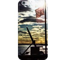 Stonington Fisherman's Memorial iPhone Case/Skin