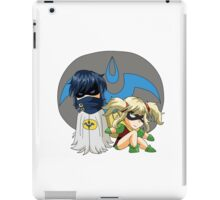 Chroman and Robin iPad Case/Skin