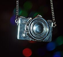 Camera Necklace by erinbologna