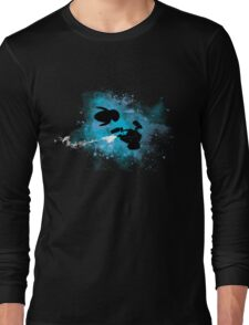 Robots in Space Long Sleeve T-Shirt