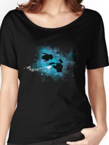 Robots in Space Women's Relaxed Fit T-Shirt