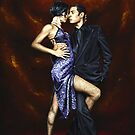 Held in Tango by Richard Young