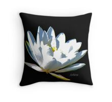 Daytime Beauty Throw Pillow