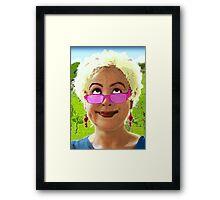 That's me Framed Print