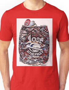 Psychedelic Poster Unisex T-Shirt