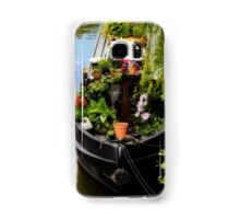 Houseboat horticulture Samsung Galaxy Case/Skin