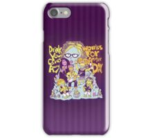 Oggle Rock iPhone Case/Skin