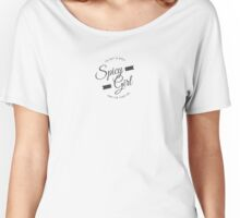 Spicy girl Women's Relaxed Fit T-Shirt