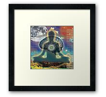 The Holy Science Framed Print