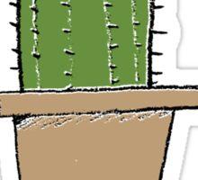 Free Hugs -- The Cactus Sticker