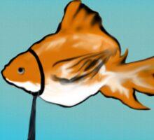 Formal Fish Sticker
