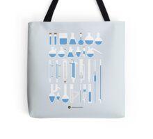 Chemistry Laboratory Glassware Tote Bag