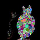 CALICO CAT by Dayonda