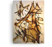 PREDICAMENTS. No. 2 Canvas Print