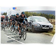 CYCLING BY Poster
