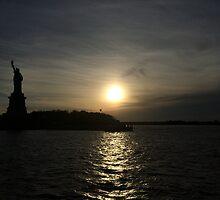 Statue of Liberty by MariaCherepanov