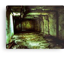 Hidden Rooms Metal Print