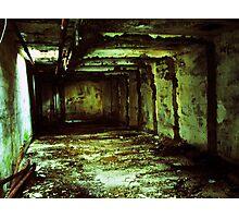 Hidden Rooms Photographic Print