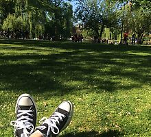Chill in Park by MariaCherepanov
