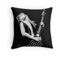Randy Rhodes Throw Pillow