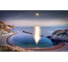 Man-O'War Cove, Dorset Photographic Print