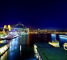 Harbour Bridge by demdra