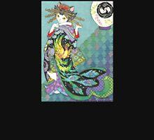 Phoenix Uchikake Kimono Kitty Womens Fitted T-Shirt