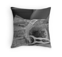 Take Care 3 Throw Pillow