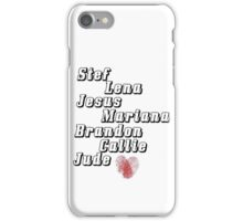 The Fosters DNA  iPhone Case/Skin