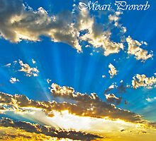 Turn your face to the sun Greeting Card by Julia Harwood