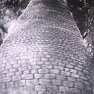 Conical Tower - Great Zimbabwe by kate conway